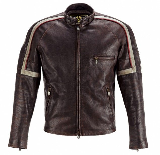Belstaff Hero War of the Worlds Leather Jacket
