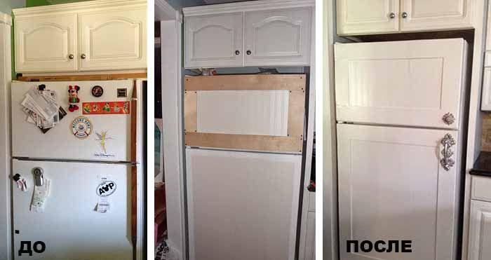 Как самому сделать холодильник фото 661