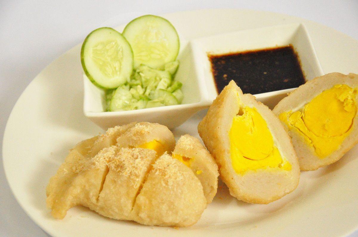 Resep Cara Membuat Empek Empek Palembang Asli Yang Enak Resep Masakan Indonesia Resep Makanan