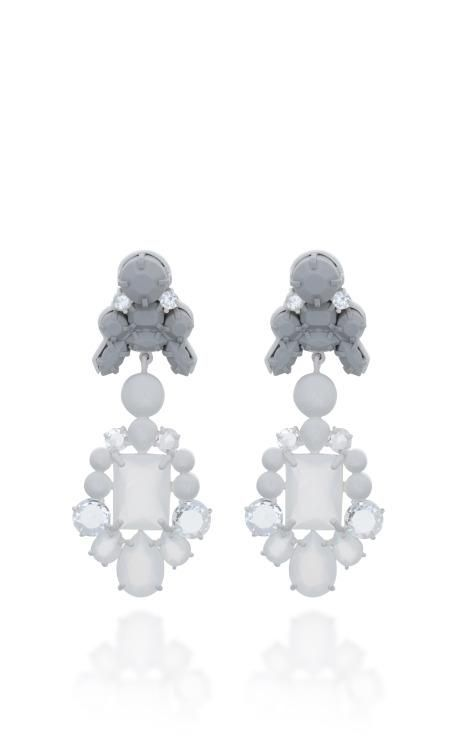 Adagio Earrings by Ek Thongprasert for Preorder on Moda Operandi