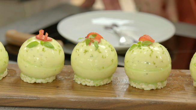 Strawberry Mojito Bombes!   heel holland bakt - Recepten ...