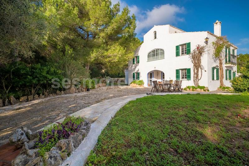Encantadora Casa De Campo En Menorca En Alaior Casas De Campo Casa De Campo Campo