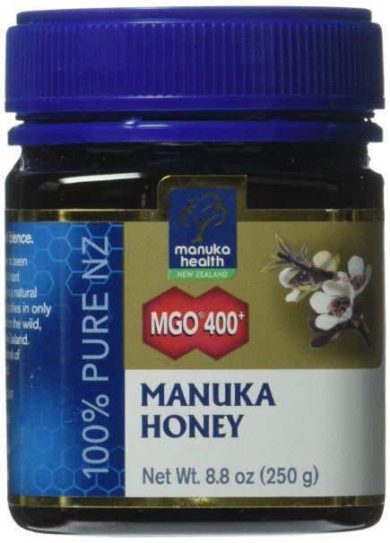 Manuka Health Mgo 400 Manuka Honey 20 250gm 100 Pure New Zealand Honey Manuka Honey Honey And Cinnamon Manuka Honey Benefits