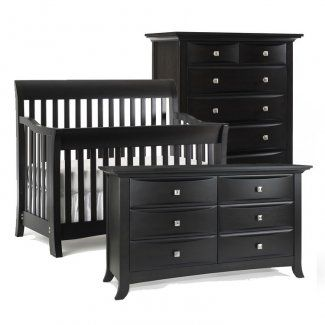 This Bonavita 3 Piece Set In Licorice Includes The Crib To Full