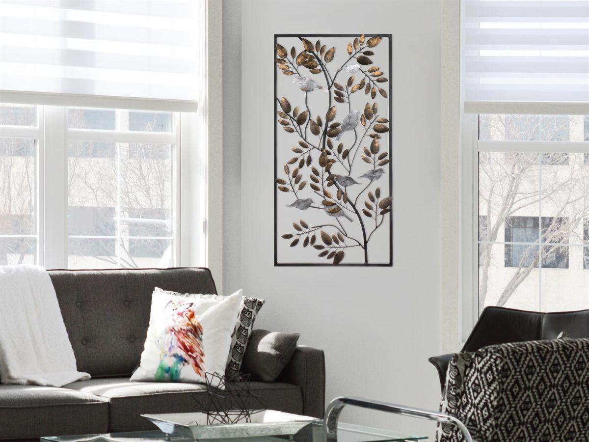 pin auf wanddeko fur wohnzimmer moderne bilder und formen aus metall leinwand hirschkopf deko schwarz tierkopf kinderzimmer