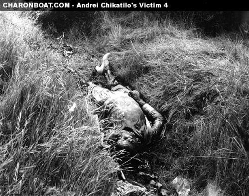 Andrei Chikatilo Crime Scene