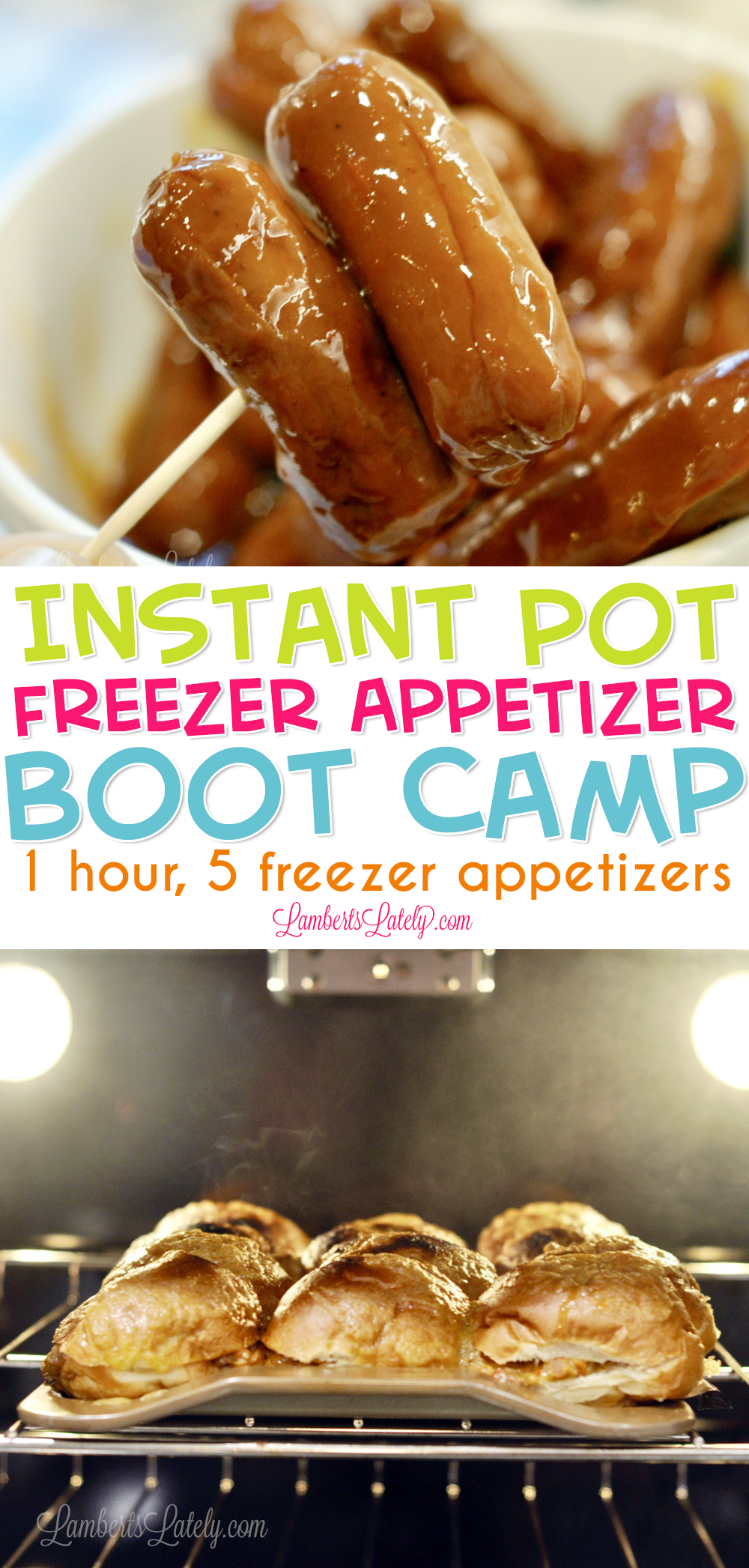 Instant Pot Freezer Appetizers Boot Camp Best instant