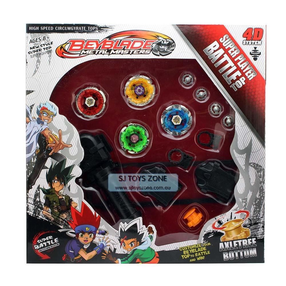 Details about Top Metal Master Rapidity Fight 6 Beyblade