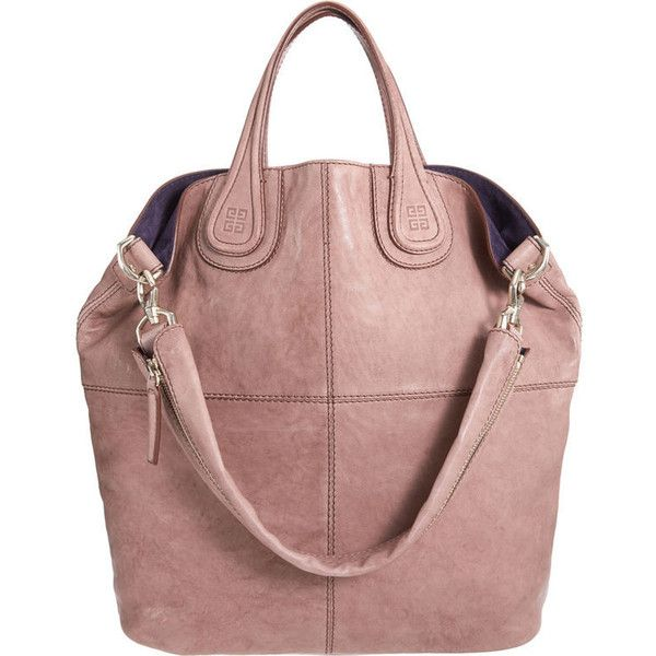 2ac6e8e8c784 Givenchy Nightingale Tote in Pink