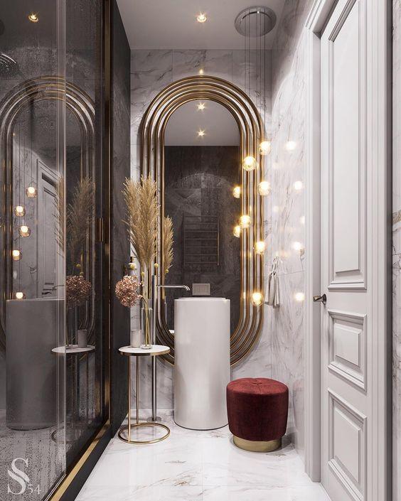 Idées d\'éclairage pour salles de bains modernes – SON ZAMLAR