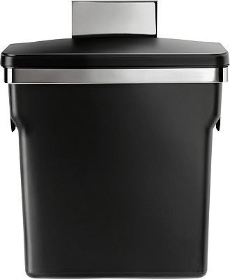 Best Of Simplehuman In Cabinet Bin