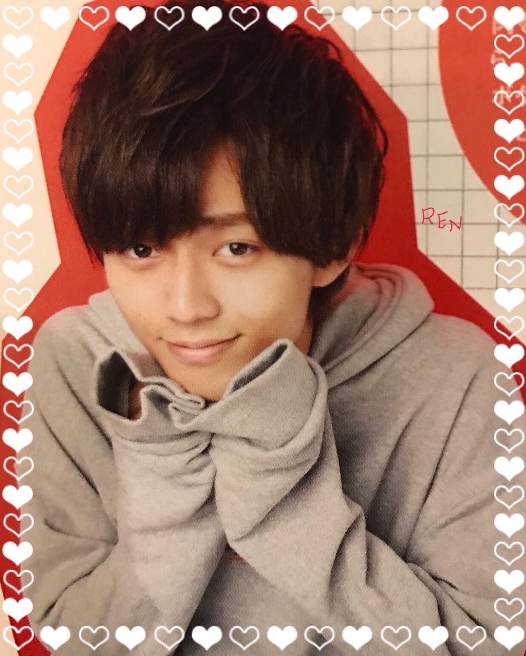 @renkun1.23y12.5 on Instagram \u201cちんまり廉くん❤かわいい(*´∀`*) 永瀬廉\u201d