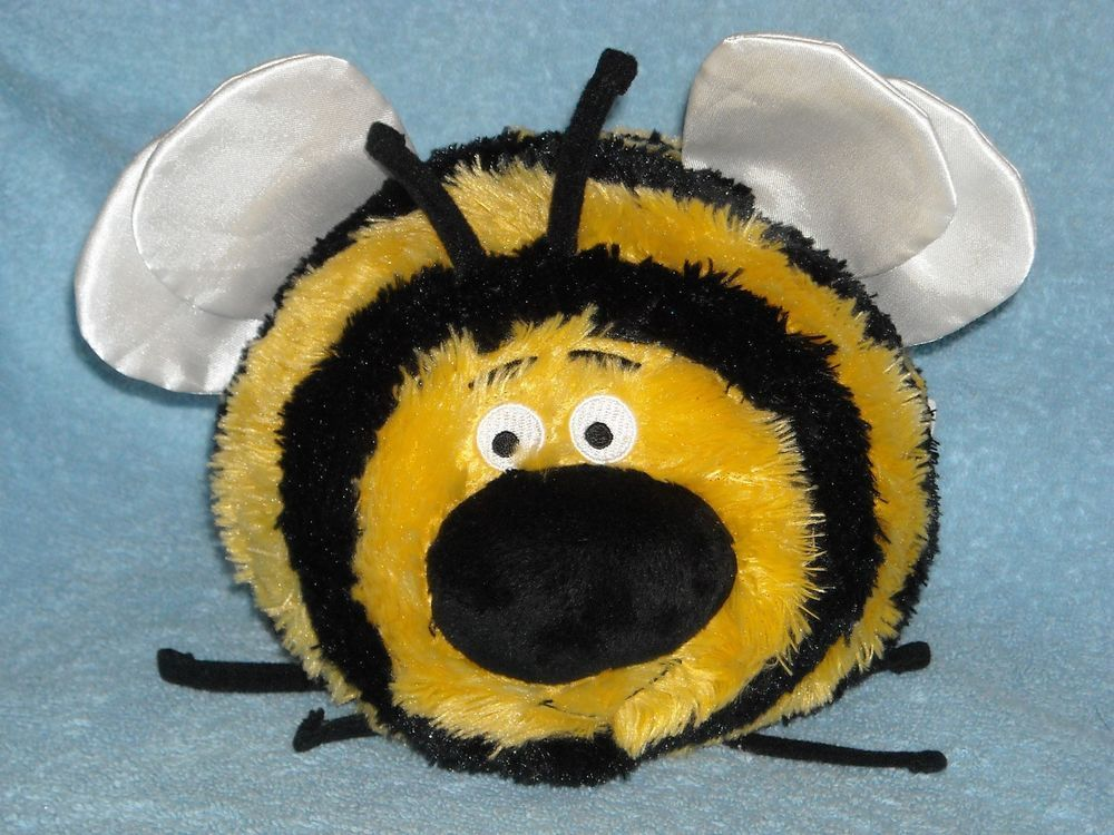 10 Bumble Yellow Jacket Bee Kohls Cares Stuffed Animal Plush Toy