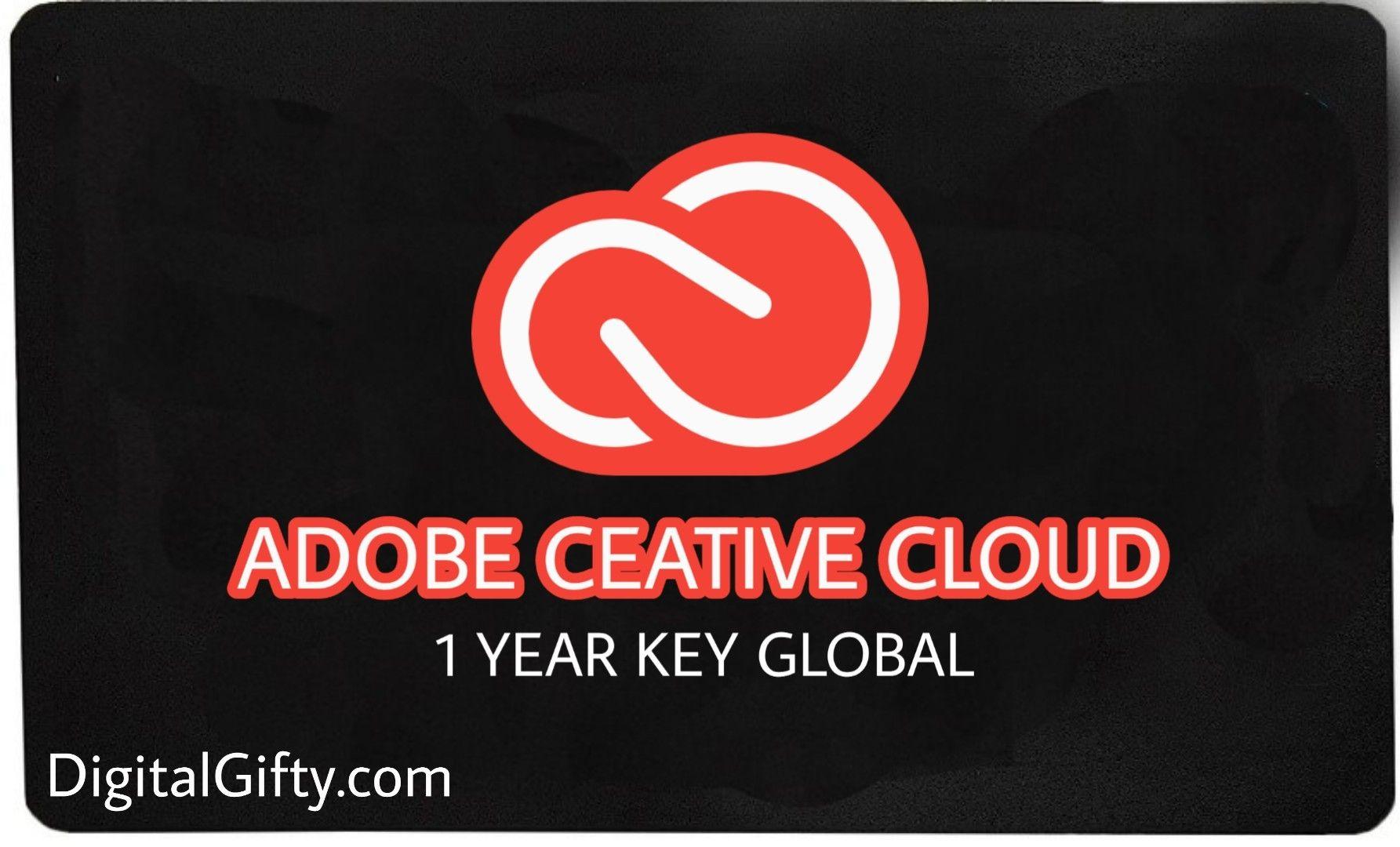Adobe Creative Cloud Key Adobe Creative Cloud Creative Cloud Clouds