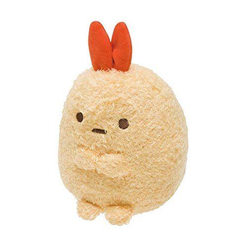 "San-x Sumikko Gurashi Plush 6"" Fried Tail of Shrimp (MR38001) San-X http://www.amazon.com/dp/B014KHEY96/ref=cm_sw_r_pi_dp_RvUJwb1V6QND4"