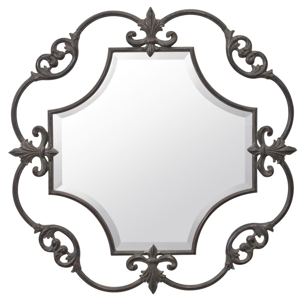 Have to have it kichler orleans wall mirror x in