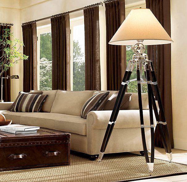 Lamps Electric Lighting, Marine Floor Lamp