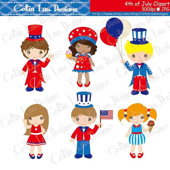 01d4b57dd 4th of july Clipart  American clipart   Independence day clip art ...