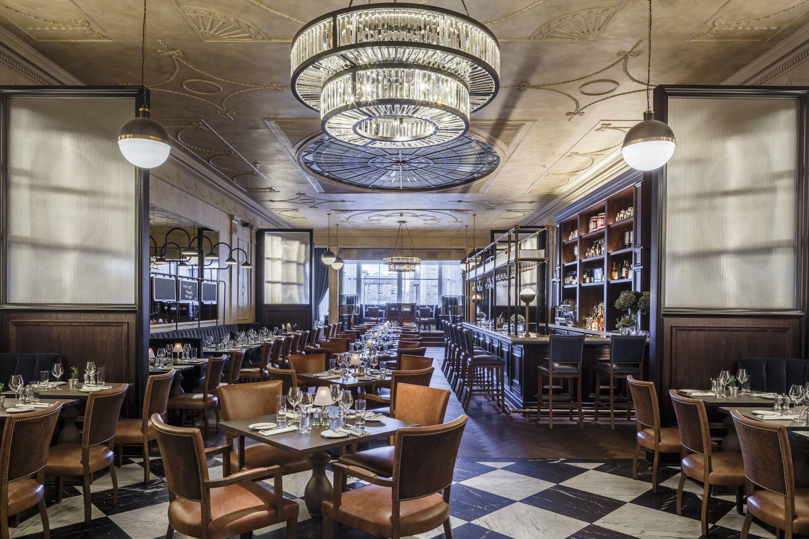 Goddard Littlefair Are Award Winning Hospitality Interior Designers Creating Unique Bars Restaurants Cafes