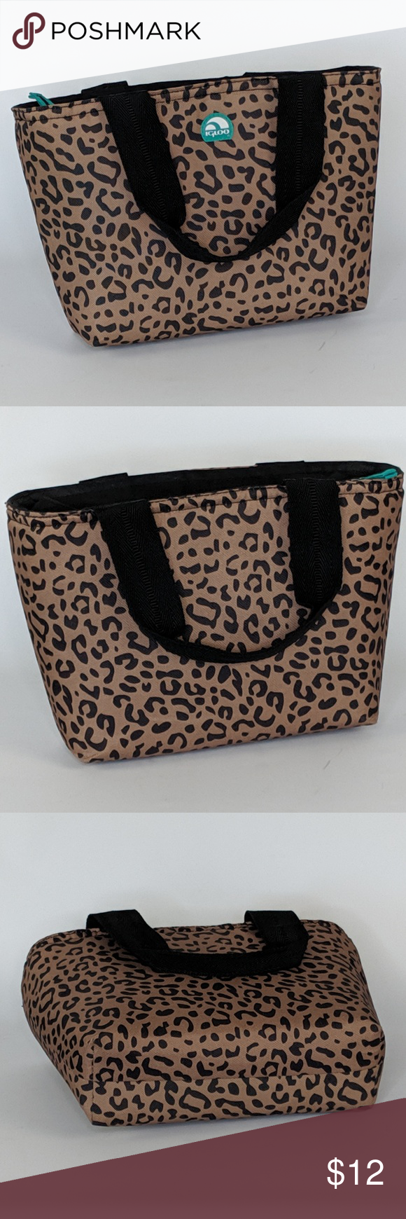 Lunch Box Insulated Bag