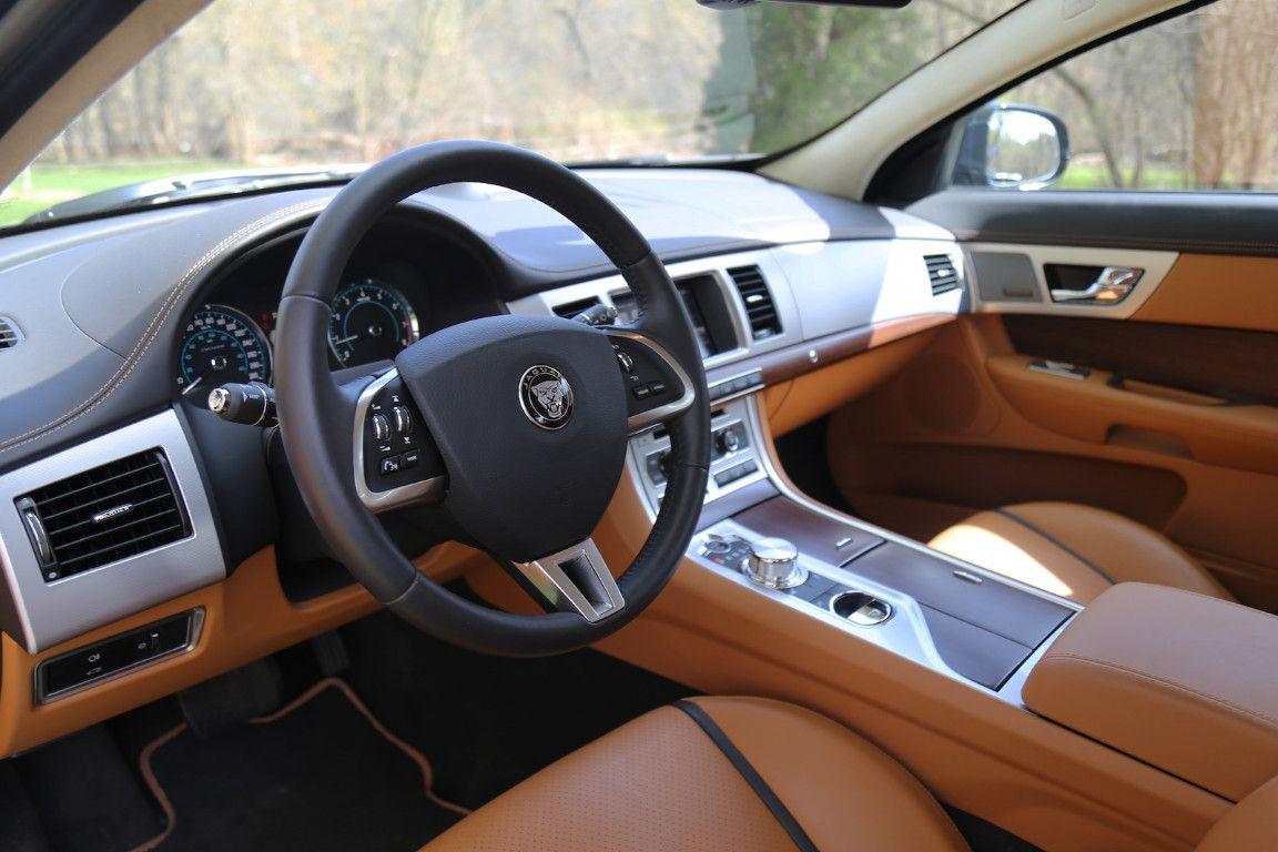 Jaguar Xf 2015 Interior   Jaguar XF 2015 Fast And Speedy U2013 Avto Today