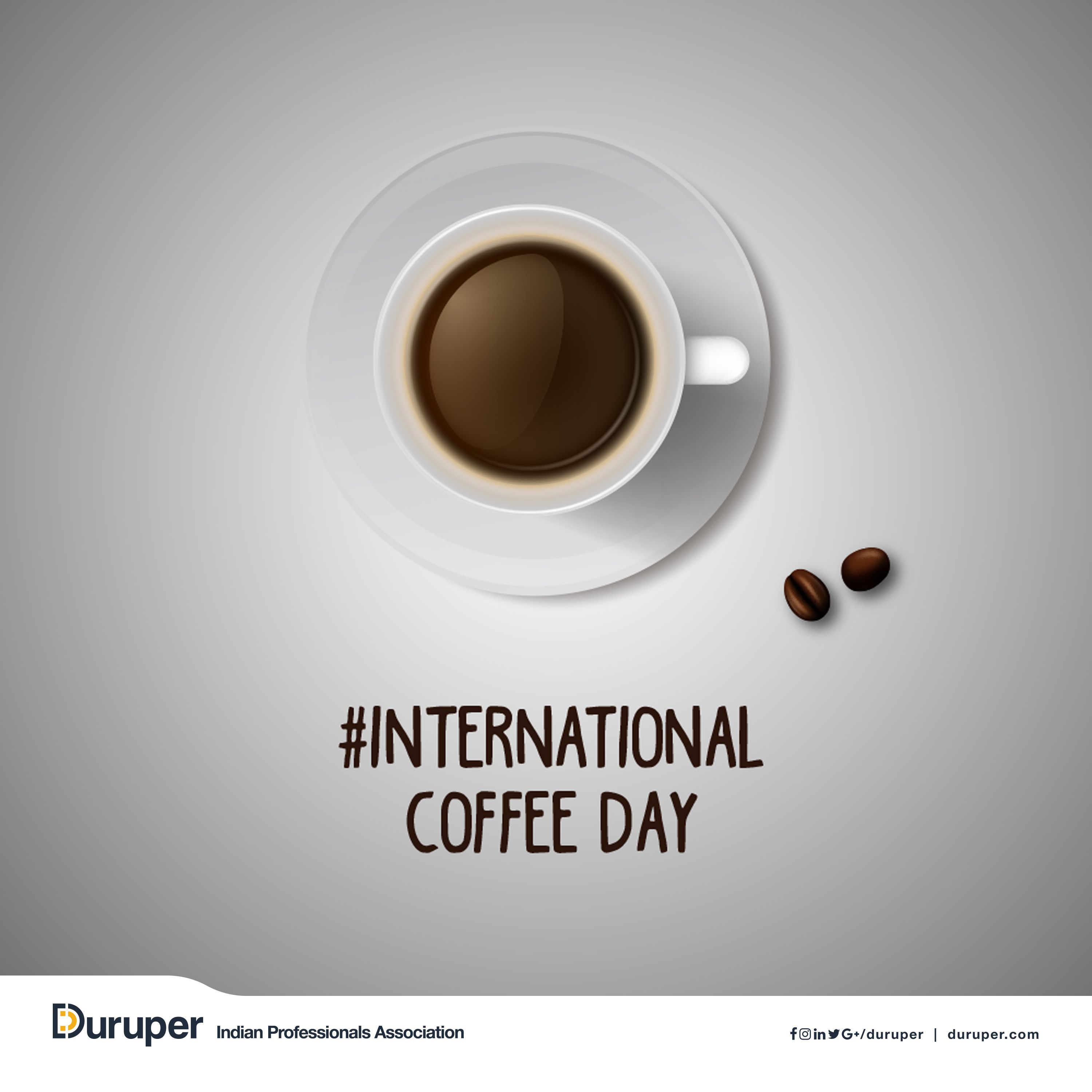 Happy International Coffee Day! Did you know that the