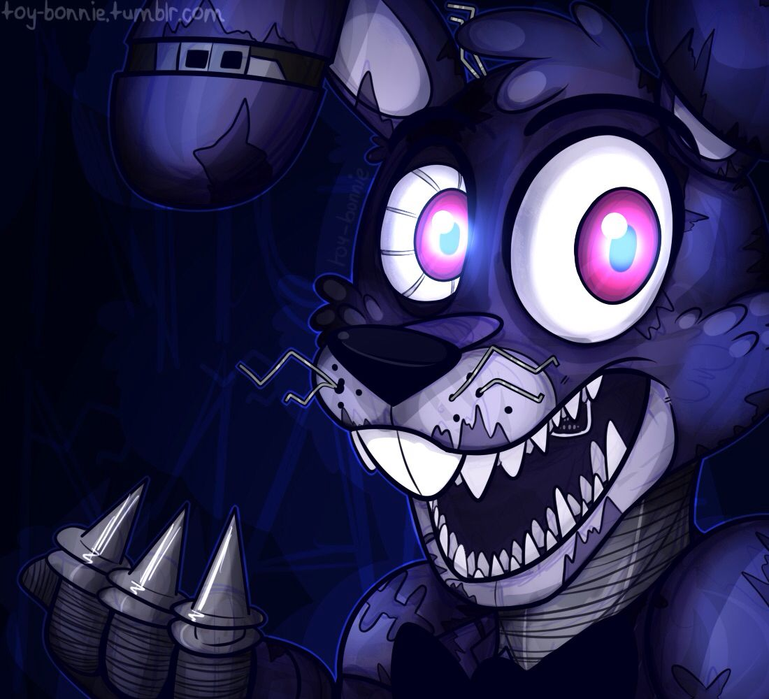 Fnaf 4 Bonnie I Cant Wait For The Other Characters