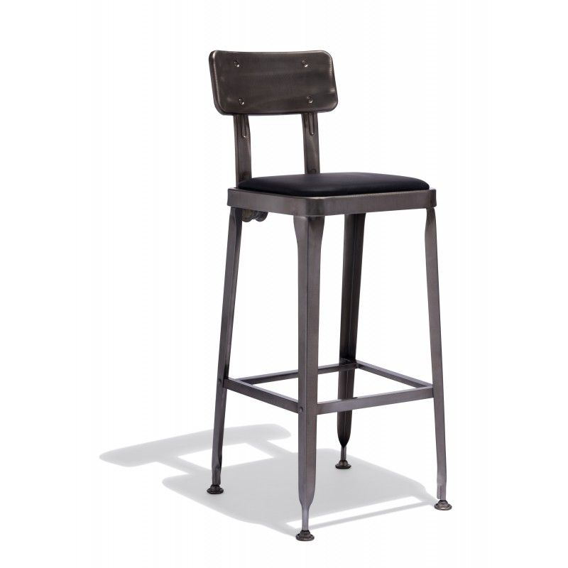 Octane Bar Stool Rustic Bar Stools Bar Stools Wood Bar Stools