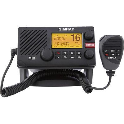 Marine And Aircraft Radios New Simrad Rs35 Vhf Radio 000 10790 001 Buy It Now Only 349 On Ebay Marine Vhf Radio Marine Radios Marine Electronics