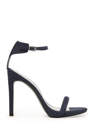 Mango Stiletto Heel Sandals