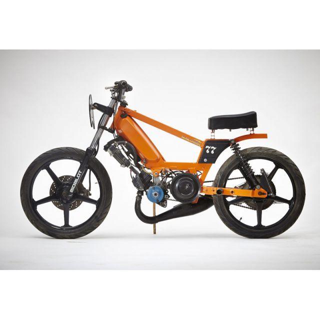 Peugeot 103 Spx 77 Polini Cup Bike 1977 Mopeds Mopeds