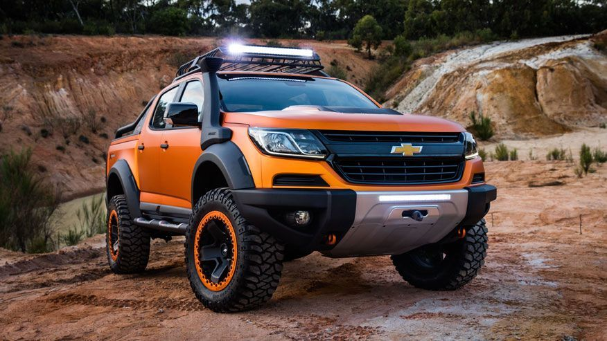 New Chevy Trailblazer, Colorado concepts revealed | Fox News