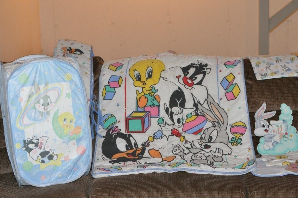 Baby Bedding Baby Bedding Set Nursery Set Looney Toons Baby