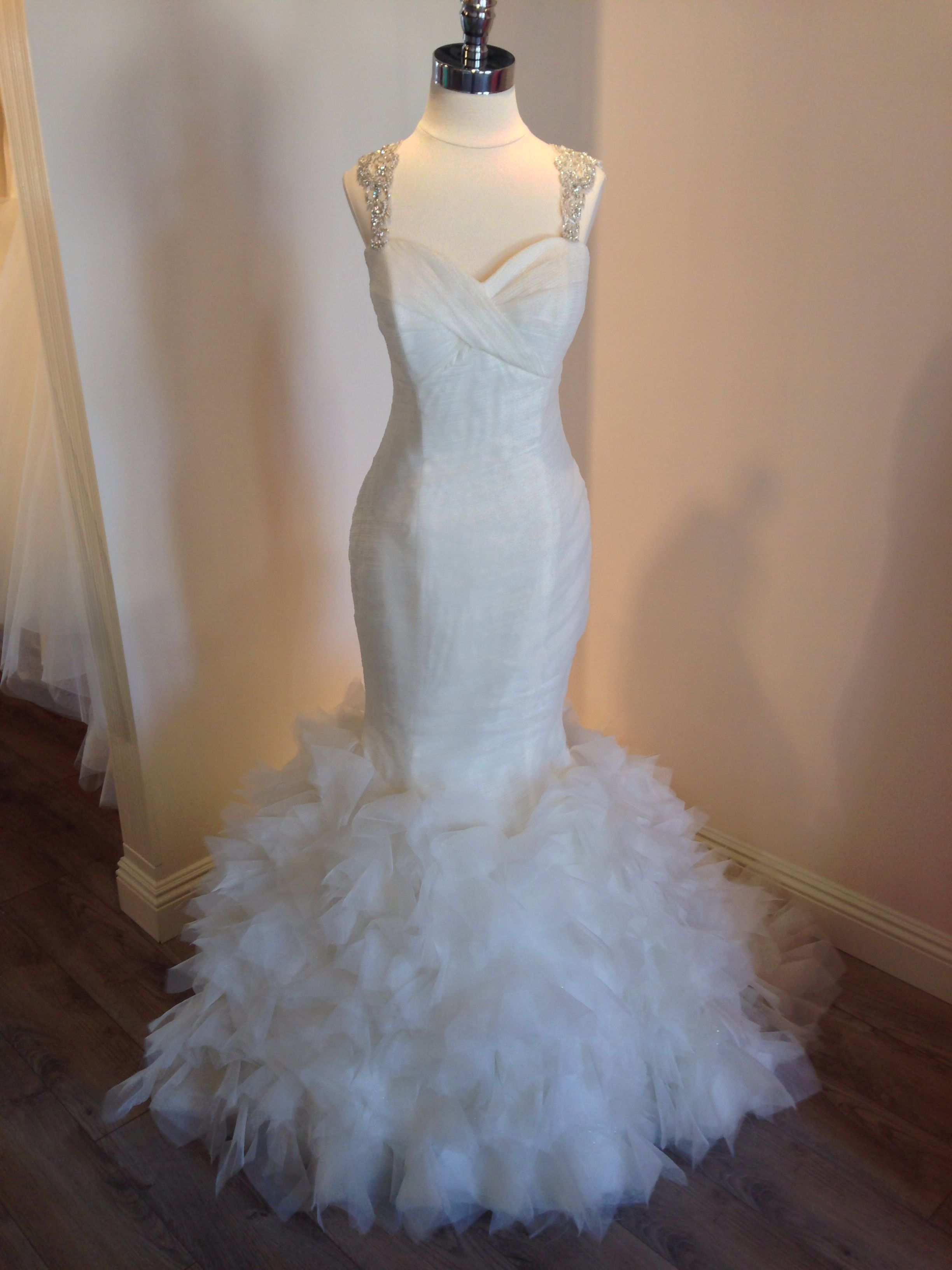 Winnie Couture mermaid gown at J Bridal | Wedding Gowns and Attire ...