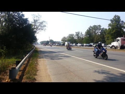 2 Million Bikers To DC