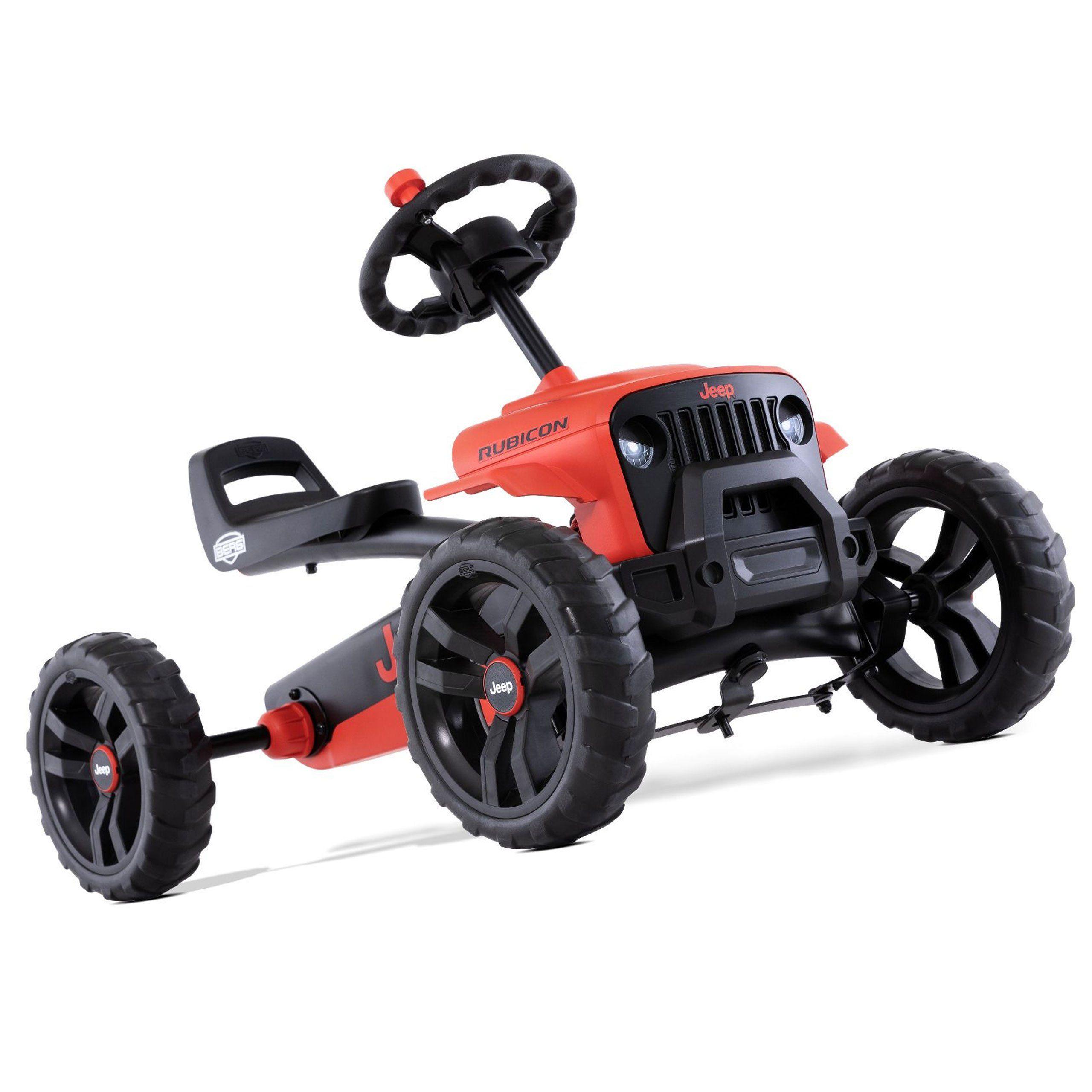 Berg Gokart Na Pedaly Buzzy Jeep Rubicon Dla Dzieci Brykacze Pl Internetowy Sklep Z Zabawkami Dla Dzieci Jeep Rubicon Rubicon Go Kart