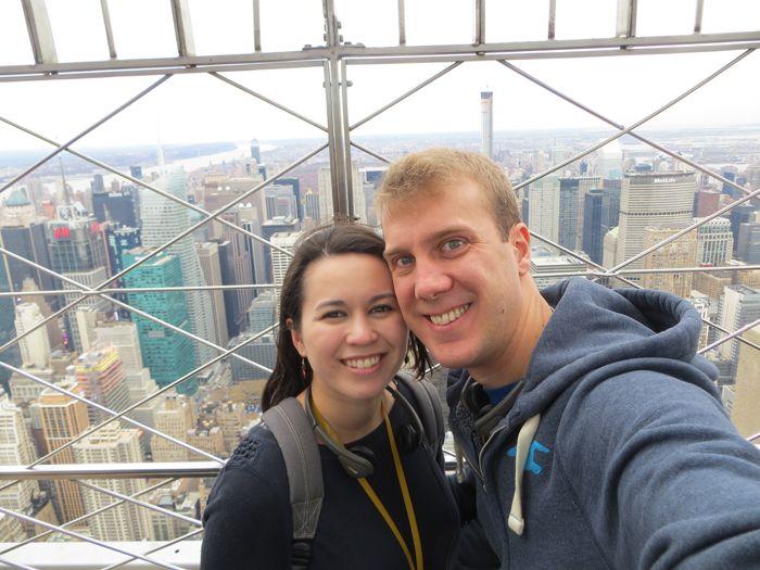 New York Selfie