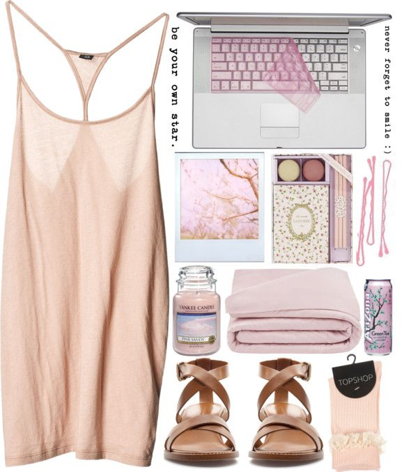 """Light pink"" by berina-2000 on Polyvore"