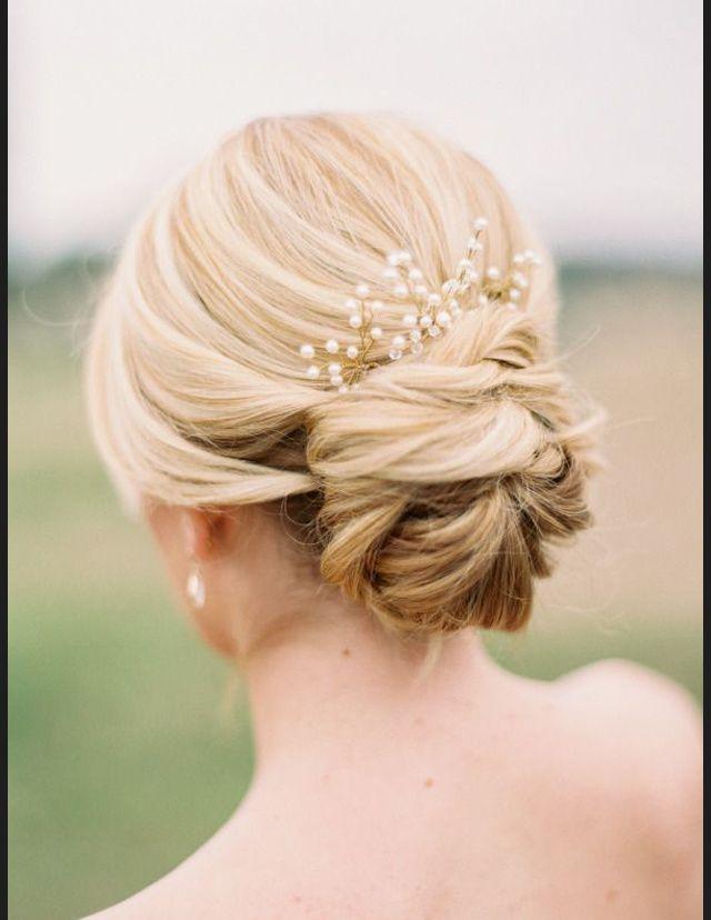29++ Pinterest mariage coiffure des idees