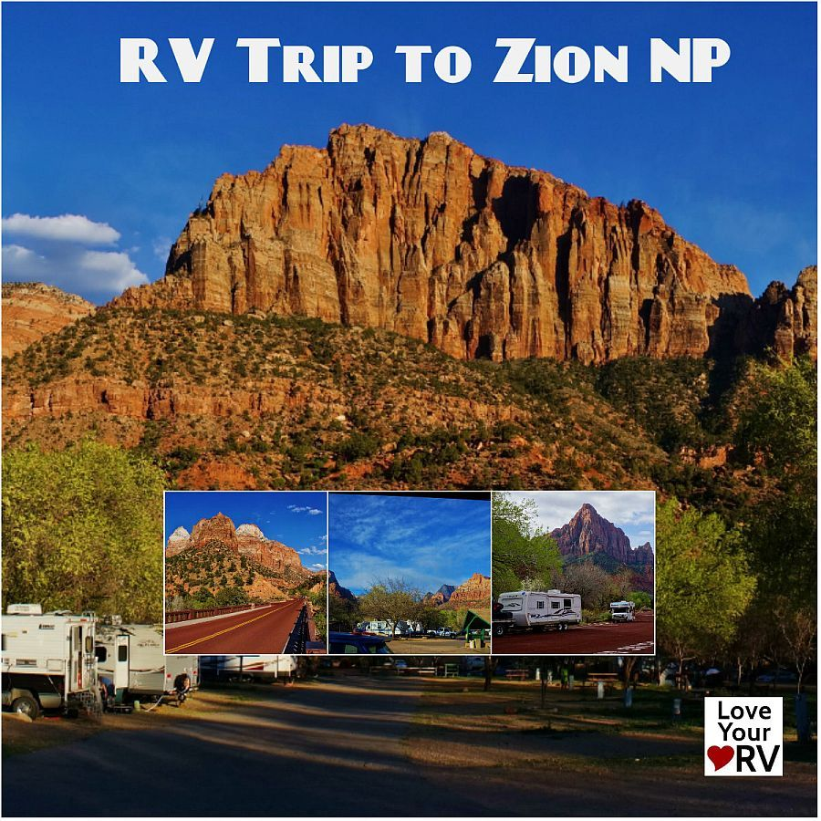 Zion Canyon Rv Park Is Located Just One Block Outside Of Zion National Park In Springdale Utah Zion Canyon Canyon Zion