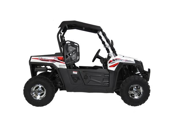 Hisun Strike 250cc White Off Road Buggy | | Buggies | Off road buggy