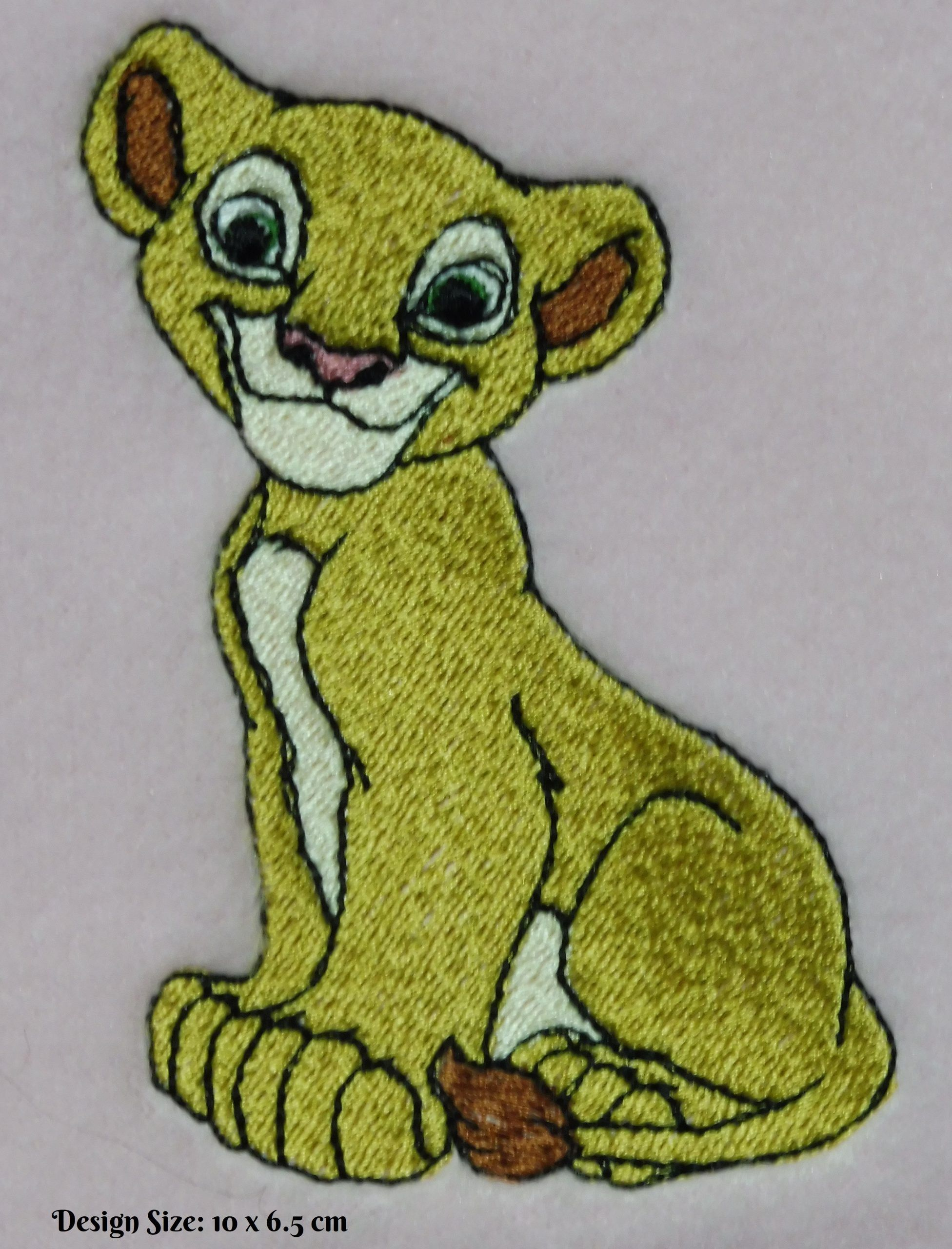 Embroidered Personalised Blanket//Towel Gift Baby Tigger Design