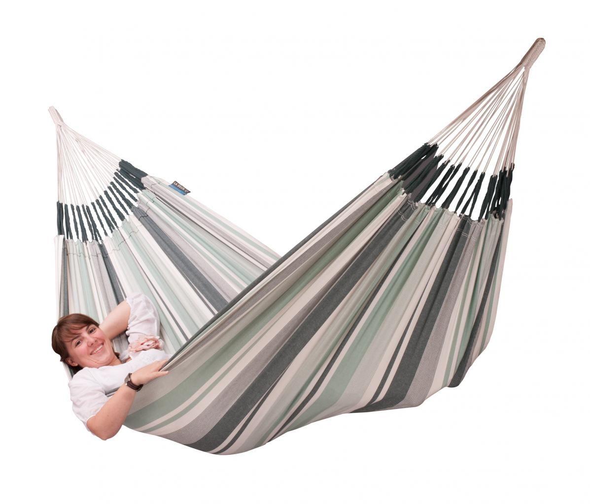 Paloma Olive Tweepersoons Hangmat Hoog Hangmatten