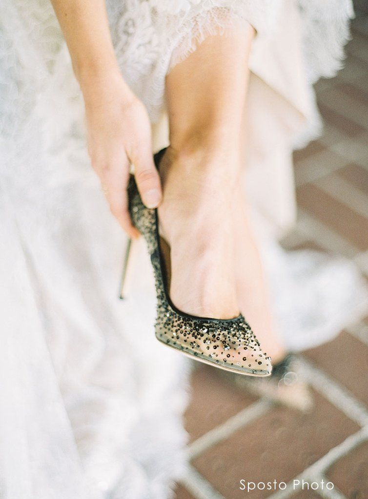 d8f2790dcd9 Bella Belle elsa Black Sequin Embellished Evening Heels  shoes  affiliate