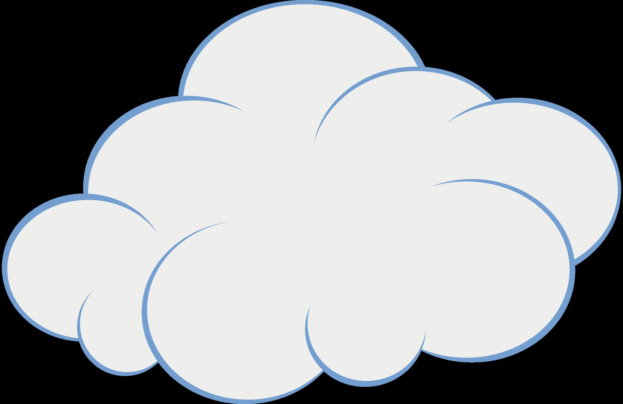 Png Clouds Cartoon Cartoon Clouds Cloud Drawing Cartoon Clip Art