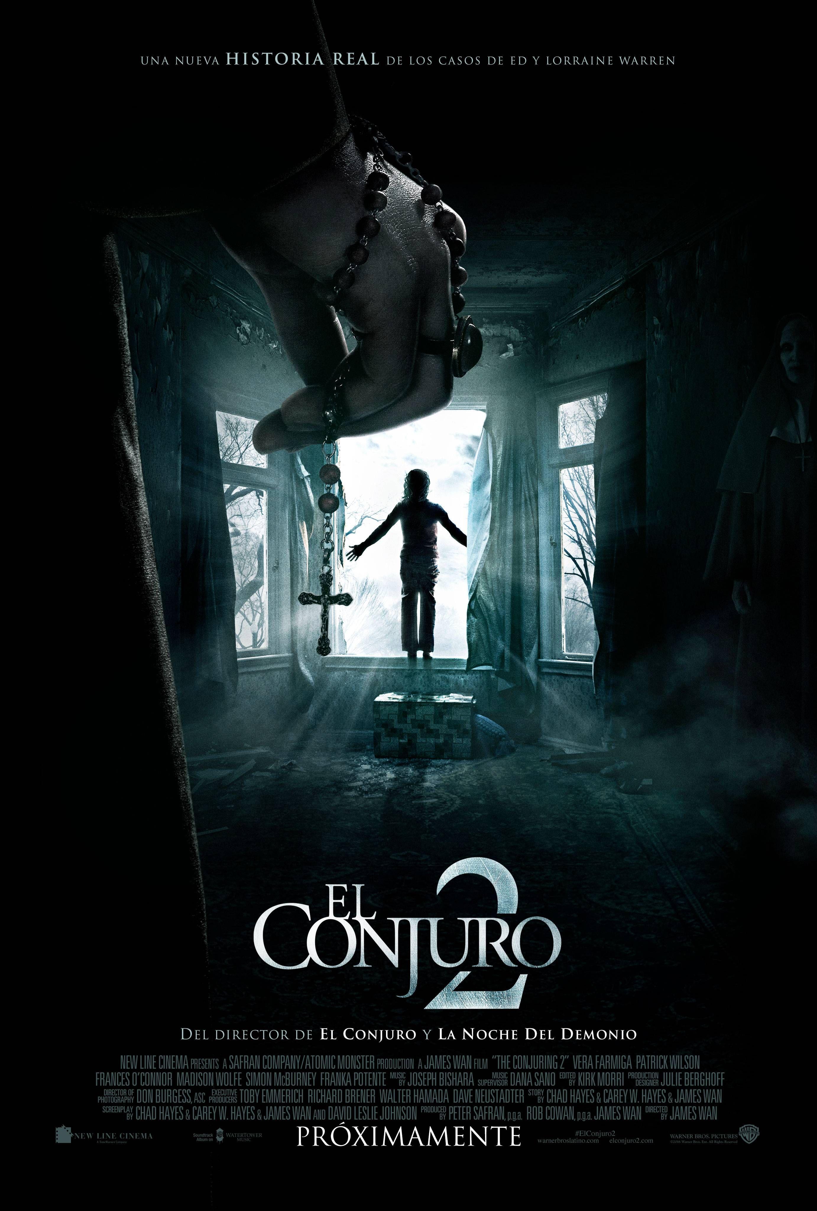 Cinema Unickshak El Conjuro 2 The Conjuring 2 Cinemas Mexico And Usa Peliculas De Terror El Conjuro Pelicula El Conjuro 2