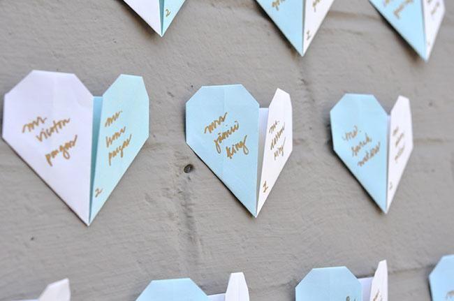 diy love card  google search  origami wedding origami