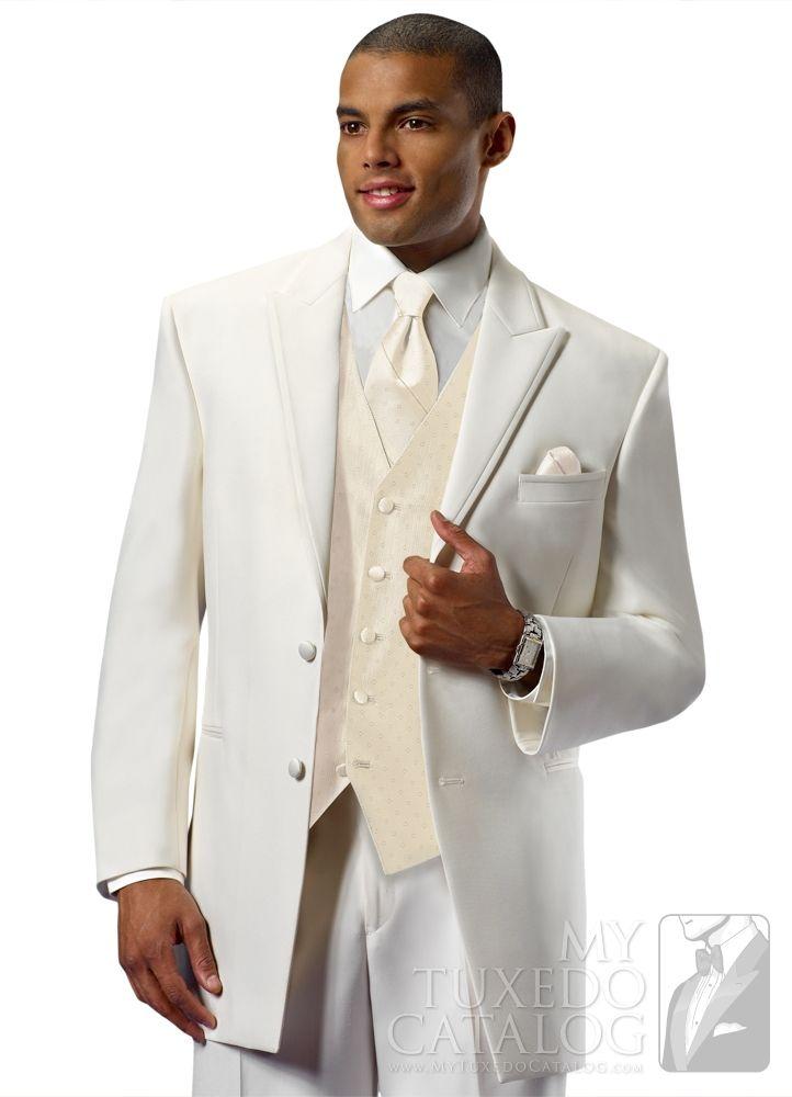 Ivory \'Lexington\' Tuxedo | Impeccable Ivory | Pinterest | Ivory ...