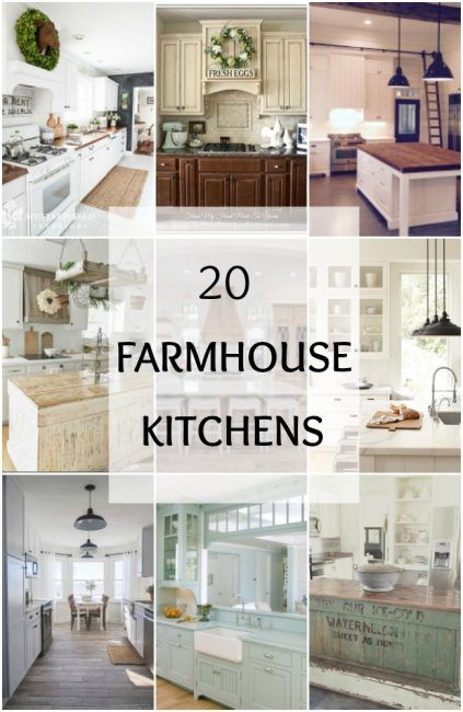love farmhouse style from fixer upper take a look at these 20 gorgeous farmhouse kitchens and see how you can get some fixer upper style in your own home