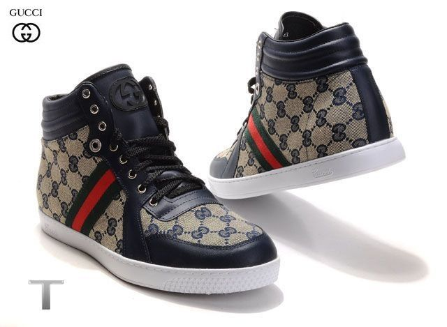 gucci shoes for men high - Google